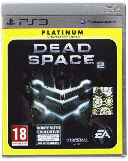 Dead Space 2 Platinum Ps3 (novo, Original, Lacrado, M Física