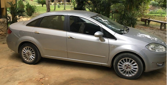 Fiat Linea Absolute 1.8 2010/2011