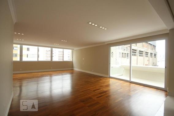 Apartamento No 6º Andar Com 3 Dormitórios E 2 Garagens - Id: 892967593 - 267593