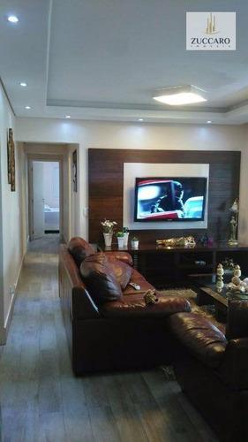Apartamento Na Vila Augusta, Condomínio Parque Clube, 134m², 3 Suítes, 2 Vagas. - Ap8253