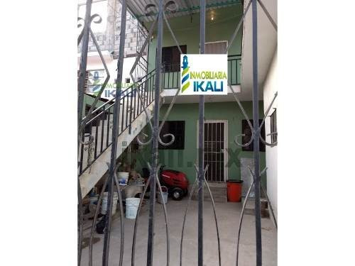 Se Rentan Departamentos Una Recamara Tuxpan Veracruz. Ubicados Junto Al Mercado Héroes Del 47 En La Colonia La Rivera De Tuxpan Veracruz. La Distribución Es 1 Recamara, Sala-comedor, Ventiladores De