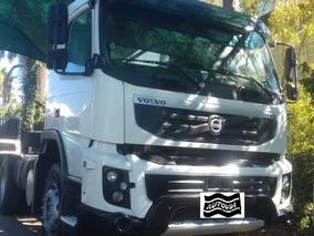 Volvo Fmx 480 6x4 Canavieiro Traçado Revisado 2011 135.000.