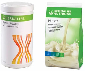 Kit Herbalife Nutrev 672g + Proteina 480g