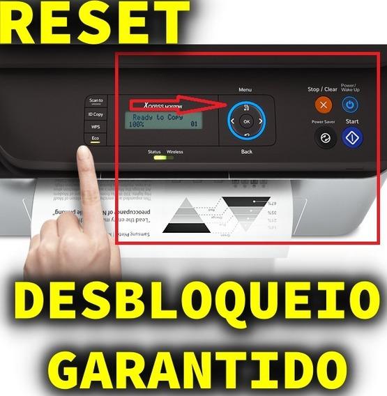 Reset Chip Sl-m2070 - M2070w - M2070fw - 4070 - 2070 - 3375