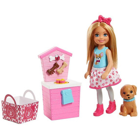 Barbie Barraca De Lanches Da Chelsea Mattel Fhp67 + Nfe