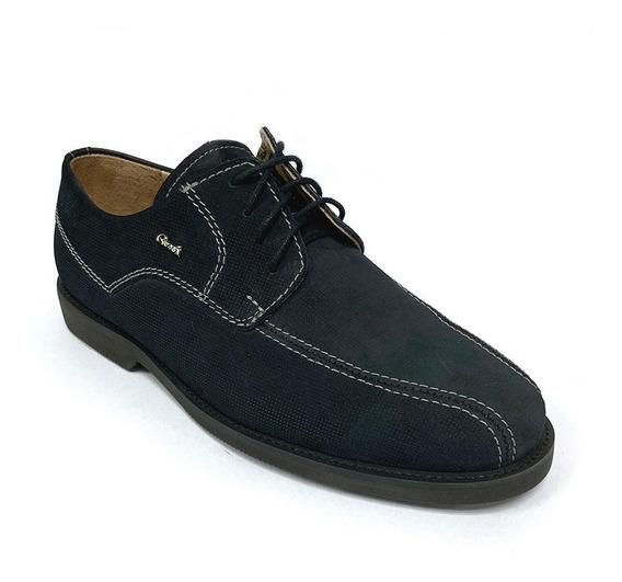 Zapatos De Vestir Rossi Caballero Azul Ro 0530 Corpez 77