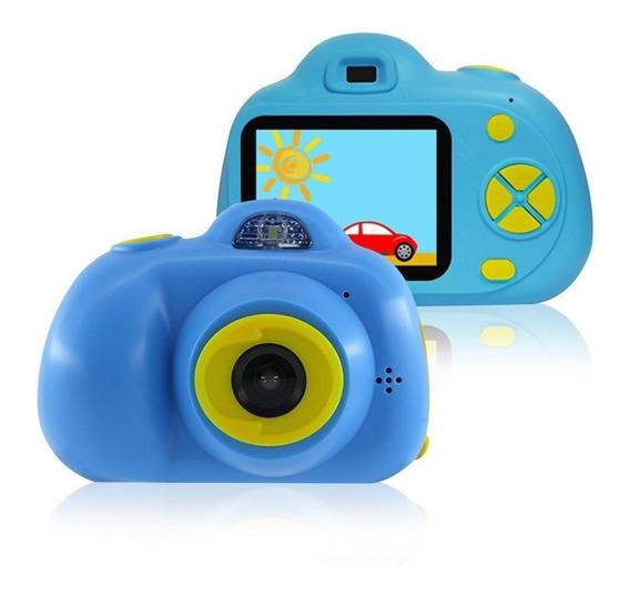 Câmera Digital Fotográfica 5 Mp Com Flash - K9