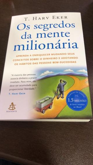 Livro O Segredo Da Mente Milionaria