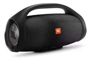 Parlante Portatil Jbl Boombox Bluetooth Negro 2x30w Original Garantia Oficial