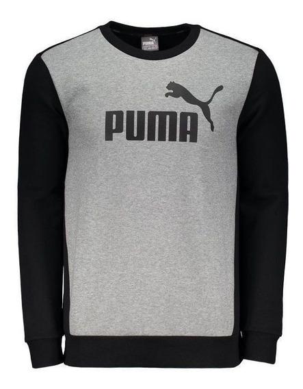 Moletom Puma Crew Nº1