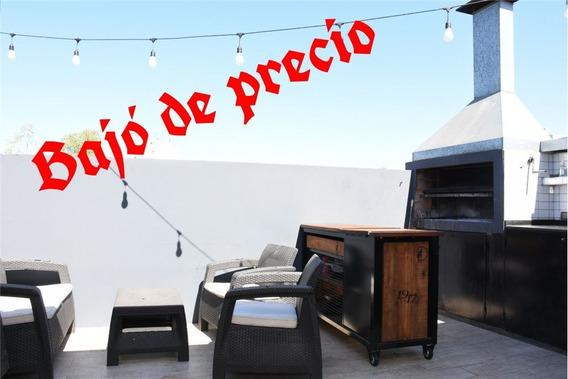 Ph+2 Dorm+cochera+terraza+parrilla-bajas Expensas