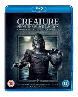 Creature From The Black Lagoon Blu Ray 3d Nuevo Importado