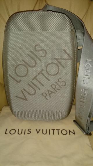 Bolsa Louis Vuitton Damier Geant Mage Crossbody - Pochete