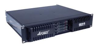 Apogee Qx-4 Amplificador Potencia 4 Canales 10000w Nuevo Mo