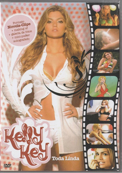 Kelly Key - Dvd Toda Linda