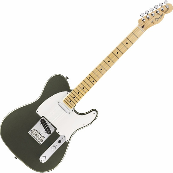 Guitarra Fender Americana Am Standard Telecaster Jade Pearl