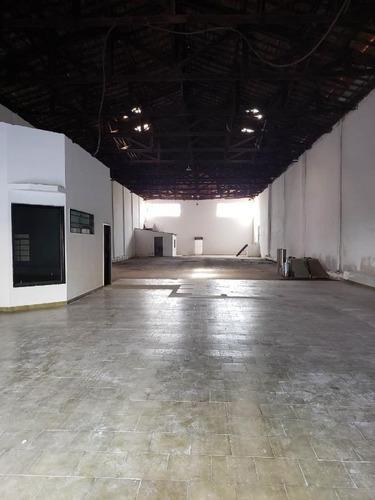 Salão, 794 M² - Venda Por R$ 2.000.000,00 Ou Aluguel Por R$ 12.000,00/mês - Ipiranga - Ribeirão Preto/sp - Sl0258