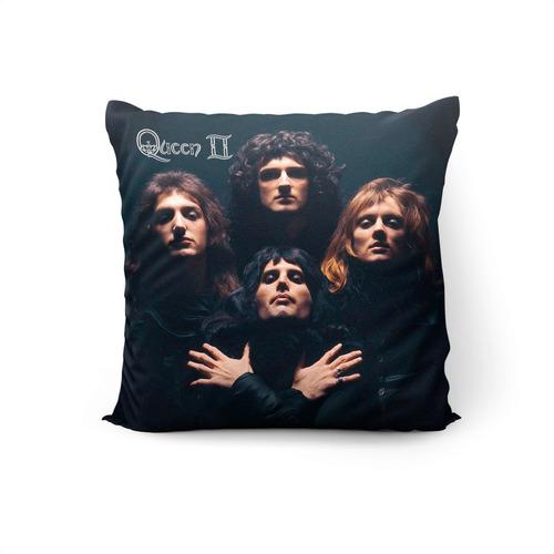 Cojín Queen: Queen Ii 45x45cm Vudú Love