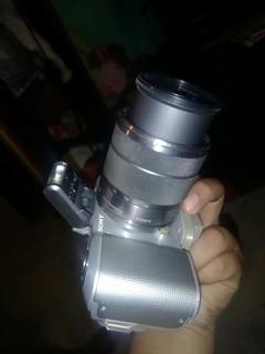 Camara Profecional Sony Nex-3