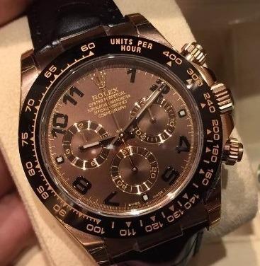 Relógio Eta - Modelo Daytona Ceramic