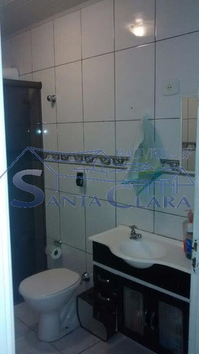 Imagem 1 de 15 de Sobrado Residencial Para Venda, Jardim Sabará, São Paulo - So4557. - Sc6276