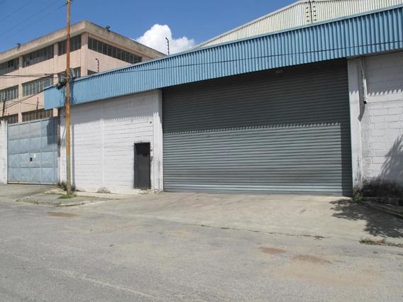 Ha 19-18463 Galpón En Alquiler Los Naranjos, Guarenas