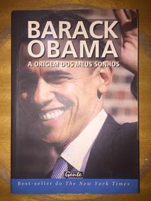 Livro: Barack Obama - A Origem Dos Meus Sonhos