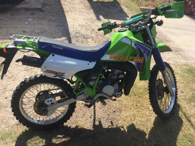 Kawasaki Kmx 125, Muy Buen Estado
