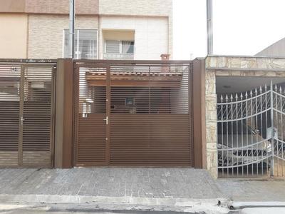 Sobrado Residencial À Venda, Vila Granada, São Paulo. - So13934