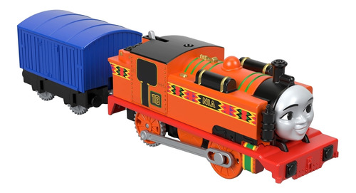Thomas & Friends, Locomotora Motorizada Nia