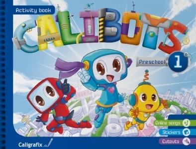 Calibots Preschool N°1 Caligrafix Edición 2021
