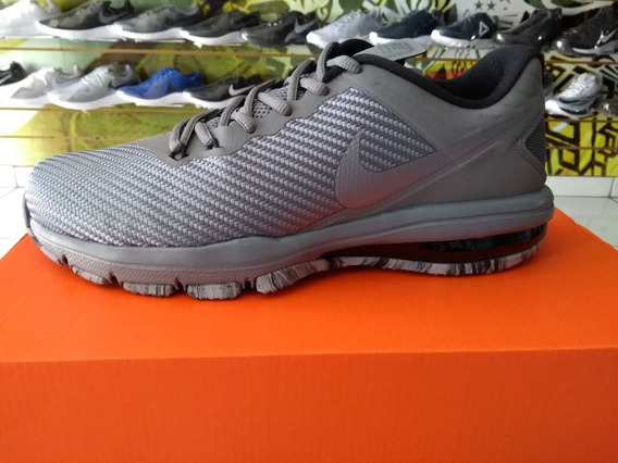Tenis Hombre Nike Air Max Full Ride Tr1.5 Gris Original!!