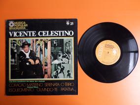 Lp Vicente Celestino - Música Popular Brasileira
