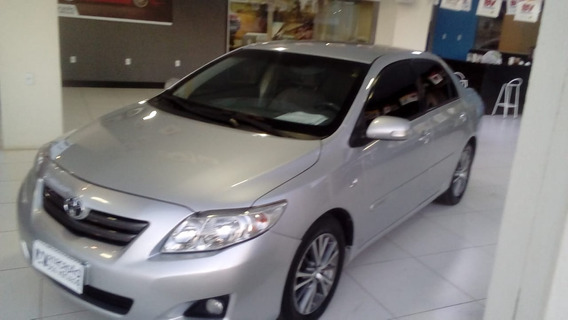 Toyota Corolla 2.0 16v Xei Flex Aut. (blindado)