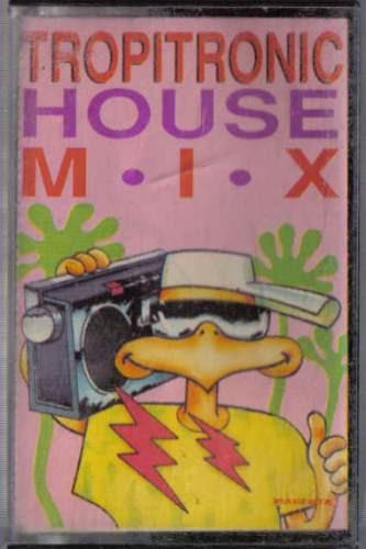 Tropitronic House Mix Alcides Cartageneros Galdys Magenta