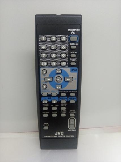Controle Original Jvc Codigo: Rm-smxkc68a