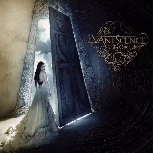 Cd Evanescence - The Open Door (lacrado)