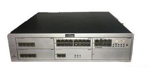 Central Alcatel Omnipcx Oxo Medium 22 Ramais E1 E Sip Trunk - Nf E Garantia