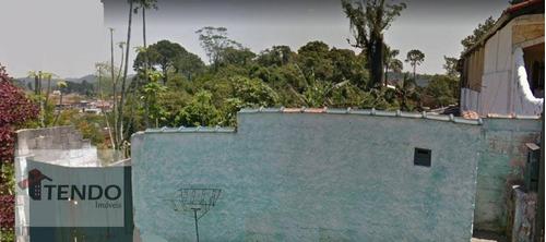 Imagem 1 de 15 de Terreno À Venda, 900 M² Por R$ 372.000 - Centro Alto - Ribeirão Pires/sp - Te0339
