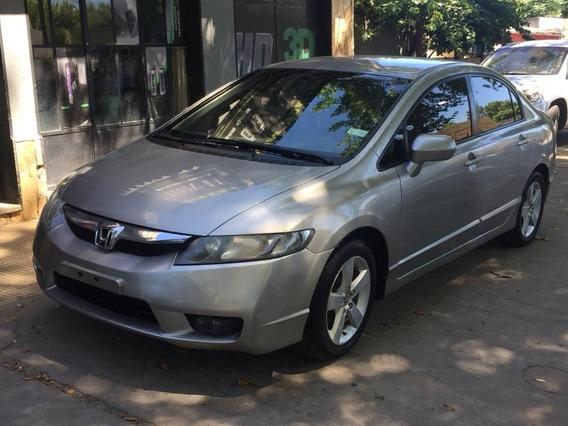 Honda Civic 1.8 Lxs Mt 2010