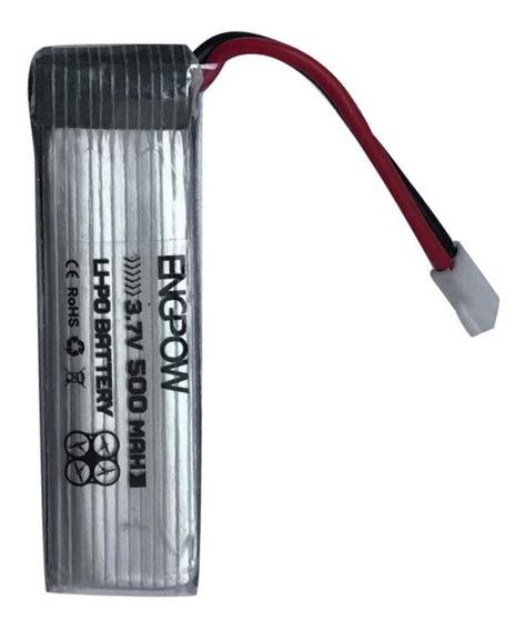 Bateria 3.7v 500mah P/ Drone Jjrc Elfie\ H37 Fret Grátis,cr.
