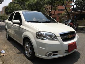 Chevrolet Aveo Emotion 1.6 Automatico, Full, Buen Peritaje