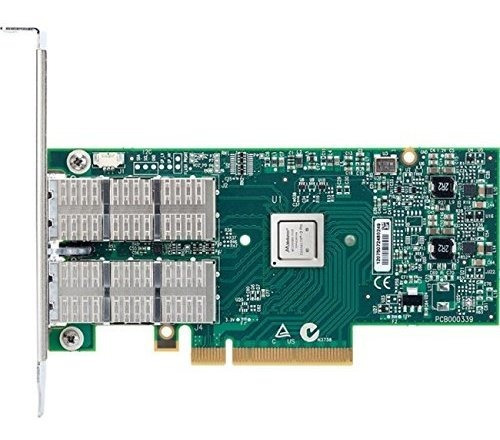 Mellanox Mcx313a-bcct Connectx-3 Pro En Adaptador De Red Pci Express 3.0 X8 56 Gigabit Ethernet