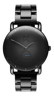 Reloj Mad Gun Tribecca - Reloj De Hombre - Malla Acero Gris