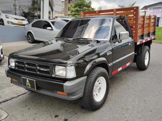 Mazda B 2.000 Estacas 1987