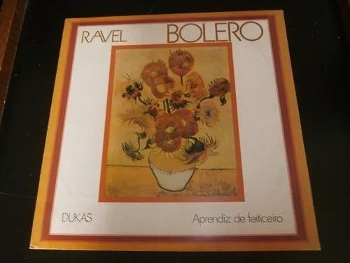 Ravel Bolero, Aprendiz De Feiticeiro, (1988) - Lp