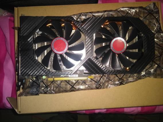 Tarjeta De Video Radeon Rx 580 8 Gb Tarjetas Gráficas