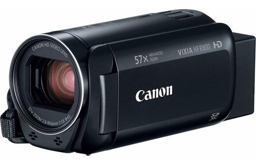 Filmadora Vixia Hf R800 Canon - Black