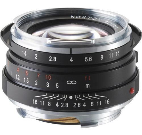 Voigtlander Nokton Classic 40mm