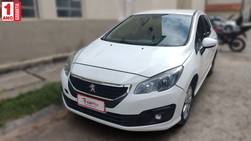 Imagem 1 de 14 de Peugeot 308 1.6 Allure Business Thp 16v Flex 4p Automático